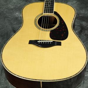 YAMAHA / LL36 ARE NT (ナチュラル) 【実物画像/未展示品】【ハードケースつき!】 ヤマハ アコースティックギター フォークギター アコギ LL-36 LL36ARE 【S/N HPP015A】