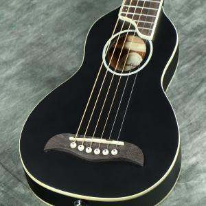 WASHBURN / RO10SBK (ブラック) 【トラベルギター】 ワッシュバーン ミニ アコースティックギター アコギ RO-10 【傷ありアウトレット特価】