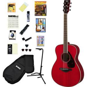 YAMAHA / FS820 RR(ルビーレッド) (オールヒット曲歌本17点入門セット) ヤマハ アコースティックギター アコギ FS-820 初心者(YRK)(+2308111820004)|ishibashi