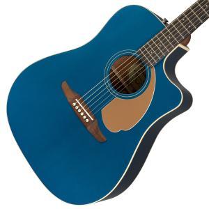 (タイムセール:29日12時まで)(在庫有り) FENDER / REDONDO PLAYER BELMONT BLUE (BLBW) (CALIFORNIA SERIES)フェンダー アコースティックギター(YRK) ishibashi