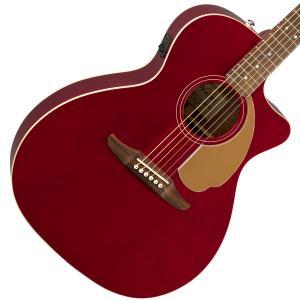 (タイムセール:29日12時まで)FENDER / NEWPORTER PLAYER CANDY APPLE RED (CAR)(CALIFORNIA SERIES)フェンダー アコースティックギター(YRK) ishibashi