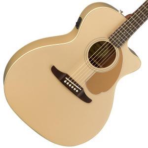 (タイムセール:29日12時まで)FENDER / NEWPORTER PLAYER CHAMPAGNE (CHP)(CALIFORNIA SERIES)フェンダー アコースティックギター(YRK) ishibashi