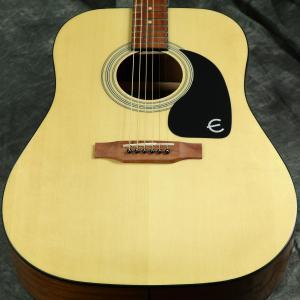 Epiphone / PRO-1 NA (ナチュラル) 《純正アクセサリーセット進呈 /+811162500》 エピフォン アコースティックギター フォークギター アコギ PRO1