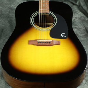 Epiphone / PRO-1 VS (Vintage Sunburst) 《純正アクセサリーセット進呈 /+811162500》 エピフォン アコースティックギター フォークギター アコギ PRO1