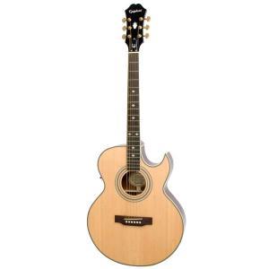 Epiphone / PR-5e Natural (カッタウェイ・エレアコ) エピフォン アコースティックギター エレアコ PR5E (純正アクセサリーセット進呈 /+811162500) ishibashi