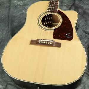 Epiphone / AJ-220SCE NA Natural エレアコ エレクトリックアコースティックギター《純正アクセサリーセット進呈 /+811162500》【チョイ傷アウトレット特価】【S/N 19062307513】