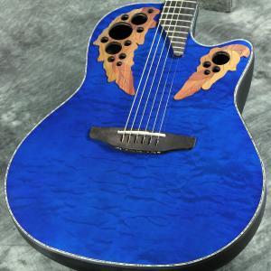 Ovation / Celebrity Elite Exotic CE44P-8TQ 【実物画像/未展示品】《プレゼントあり!/+set79094》 オベーション セレブリティ エレクトリックアコースティックギター エレアコ CE-44P 【S/N CCV19050141】