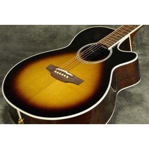 (新品) Takamine PTU141C TBS タカミネ アコースティックギター エレアコ PTU-141C (ハードケースつき)(お取り寄せ商品) ishibashi
