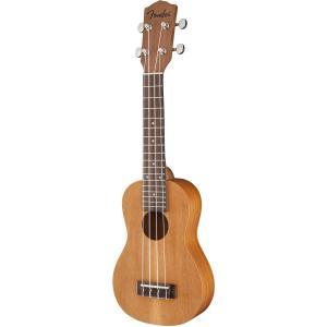 FENDER Acoustic / Piha'eu Soprano Uke フェンダー ソプラノ ウクレレ (正規輸入品)(お取り寄せ商品)|ishibashi