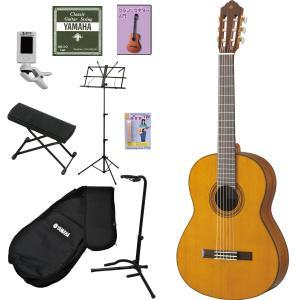 YAMAHA / CG162C (クラシックギター10点入門セット)(単板Top) ヤマハ ガットギター ナイロンストリングス 入門 初心者 CG-162C(YRK)(WEBSHOP)|ishibashi