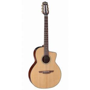 Takamine PTU620NC N エレガット タカミネ アコースティックギター ナイロン弦 (お取り寄せ商品)|ishibashi