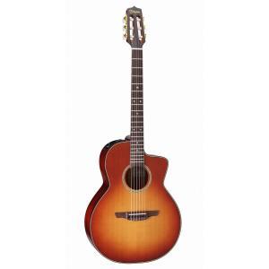Takamine PTU620NC AS エレガット タカミネ アコースティックギター ナイロン弦 (お取り寄せ商品)|ishibashi