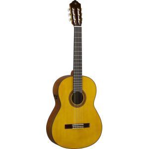 (在庫有り) YAMAHA / CG-TA NT(ナチュラル) (新製品)(TransAcoustic) ヤマハ クラシックギター エレガット (ギグケース付属/+811089300)(YRK)|ishibashi
