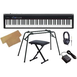 Roland ローランド / FP-30 BK(数量限定 キーボードベンチセット)ブラック 電子ピアノ(FP30)(WEBSHOP)|ishibashi