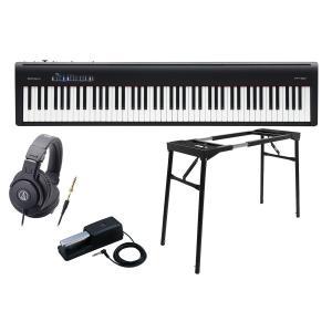 Roland ローランド / FP-30 BK(オプションセット)ブラック 電子ピアノ(FP30)(WEBSHOP)|ishibashi