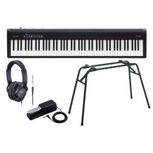 Roland ローランド / FP-30 BK(数量限定アクセサリーセット)ブラック 電子ピアノ(FP30)(WEBSHOP)|ishibashi