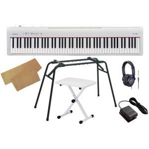 Roland ローランド / FP-30 WH【数量限定 キーボードベンチセット!】ホワイト 電子ピアノ(FP30)