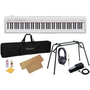 Roland ローランド / FP-30 WH(数量限定スタートセット)ホワイト 電子ピアノ(FP30) ishibashi