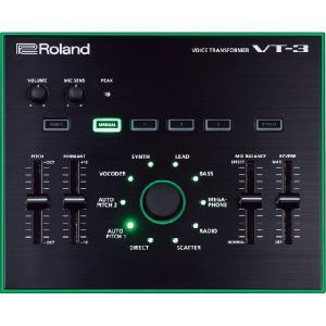Roland ローランド / ボイストランスフォーマー VT-3 Voice Transformer AIRA (VT3)