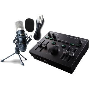 Roland ローランド / VT-4(コンデンサーマイクセット)Voice Transformer ボイストランスフォーマー AIRA (VT4)(YRK)|ishibashi