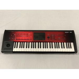 (タイムセール:29日12時まで)KORG コルグ / KRONOS2 61 SE (KRONOS Special Edition) 61鍵盤ワークステーション(2級品特価)(YRK) ishibashi