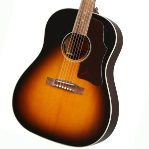 (在庫有り) Epiphone / Masterbilt J-45 Aged Vintage Sunburst Gloss (純正アクセサリーセット進呈 /+2308111625005) エピフォン フォークギター アコギ J45|ishibashi