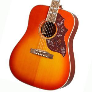 (在庫有り) Epiphone / Inspired by Gibson Masterbilt Hummingbird Aged Cherry Sunburst Gloss (特典つき/+2308111625005) エピフォン フォークギター アコギ|ishibashi