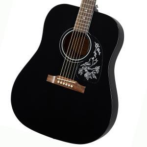 (在庫有り) Epiphone / Starling Hot Ebony (EB) (純正アクセサリーセット進呈/+2308111625005) エピフォン アコースティックギター フォークギター アコギ|ishibashi