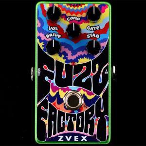 Z.VEX / Vertical Fuzz Factory Vexter Series ジーベックス ファズ (お取り寄せ商品)