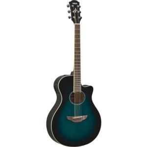 (在庫有り) YAMAHA / APX600 OBB (Oriental Blue Burst) (薄胴エレアコ) アコースティックギター エレアコ APX-600OBB (++2308111759007)(YRK)(+2308111820004)|ishibashi