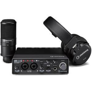 Steinberg スタインバーグ / UR22C Recording Pack コンプリートパッケージ(YRK)|ishibashi