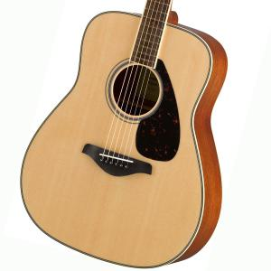 (在庫有り) YAMAHA / FG820 NT (ナチュラル) ヤマハ アコースティックギター フォークギター アコギ FG-820 入門 初心者 (+2308111771009)(YRK)|ishibashi