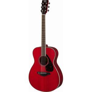 (在庫有り) YAMAHA / FS820 Ruby Red (RR) ヤマハ アコースティックギター フォークギター アコギ 入門 初心者 FS-820 (/+2308111759007)(YRK)|ishibashi