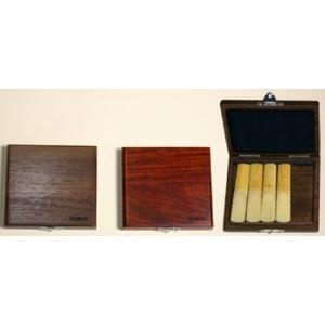 ※画像はサンプルです。  GALAX木製リードケースは天然木の高級感あふれる高い質感が自慢です、ガラ...