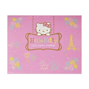 Nonaka / Hello Kitty Cleaning Paper Pink (★お取り寄せ)|ishibashi