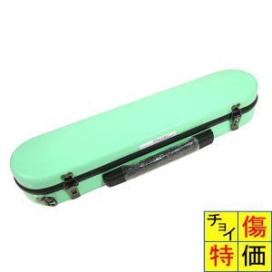 (タイムセール:29日12時まで)CC Shiny Case FLUTE CCシャイニーケース フルート用 (パステルグリーン)(アウトレット特価) ishibashi