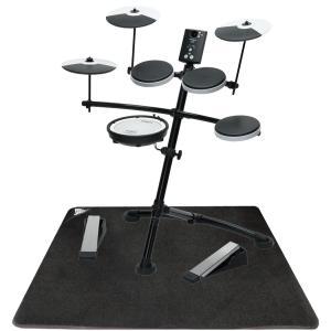 Roland 電子ドラム TD-1KV ローランド Vドラム オリジナルマット付きセット(YRK)