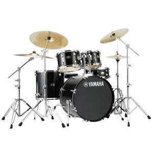 YAMAHA / RDP2F5 BLG ヤマハ ライディーン 22BD ドラムセット セイビアンSBR 3シンバルセット (スタンダードサイズ)