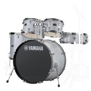 YAMAHA / RDP2F5 SLGシルバーグリッター ヤマハ ライディーン ドラム シェルセット レギュラーサイズ