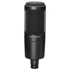 audio-technica オーディオテクニカ / AT2020 コンデンサーマイク(WEBSHO...