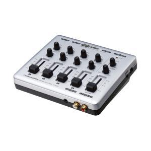 audio-technica オーディオテクニカ / AT-PMX5P ポータブルマルチミキサー(お取り寄せ商品)|ishibashi