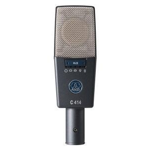 歴代のC414の中でも最も評価が高い「C414B ULS」の音質を忠実に再現。  フラットな特性で、...