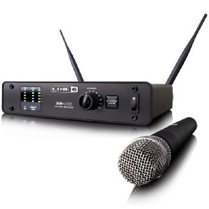 (タイムセール:8日12時まで)(ポイント5倍)LINE6 ライン6 / XD-V55 Handheld(年末ウルトラセール)(送料無料)