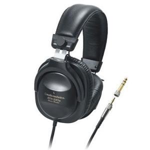 audio-technica / ATH-SX1a (モニター ヘッドホン)