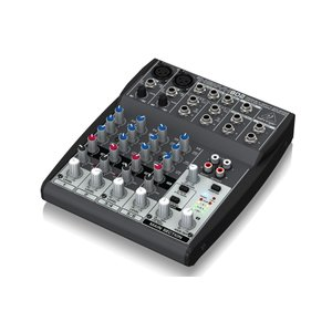 BEHRINGER ベリンガー / XENYX 802 アナログミキサー(お取り寄せ商品)