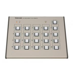 TASCAM タスカム / RC-SS20 TASCAM業務用プレーヤー対応コントローラー(お取り寄せ商品) ishibashi