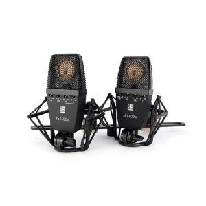 sE Electronics エスイーエレクトロニクス / sE4400a Matched Pair マッチドステレオペアモデル (お取寄せ商品)(送料無料)