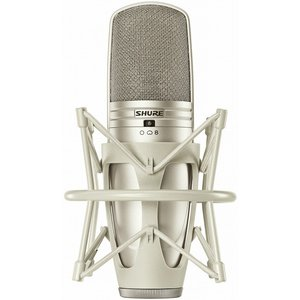 KSM44Aは、スタジオ・レコーディングのための高性能なボーカル・マイクロホンとして設計されています...