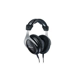 SRH1540 プレミアム・スタジオ・ヘッドホンは、シュア社のオーディオ機器分野における85年以上の...