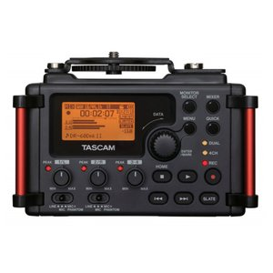 TASCAM / DR-60DMKII(DSLR用リニアPCMレコーダー/ミキサー)(8GB SDカードつき:611222000)(お取り寄せ商品)(予約注文/2月中旬入荷予定)|ishibashi